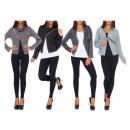 wholesale Coats & Jackets: Jacket, sweatshirt, garment, gray, ...