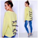 groothandel Kleding & Fashion: Blouse-sweater op de rug, kleuren