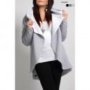 mayorista Ropa / Zapatos y Accesorios: Sudadera con  capucha, gris unisize