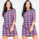 wholesale Dresses: dress, tube,  grille, collar, quality, grenade