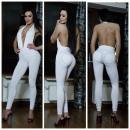 Großhandel Fashion & Accessoires: Leggings Push Up,  Hersteller, Qualität, weiß