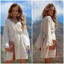 Boho tunika dress, producer DE LUX colors