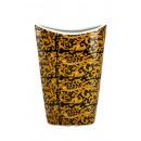 grossiste Pots de fleurs & Vases: Vase en porcelaine 24x17x8cm.