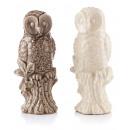 mayorista Otro: Tamaño de búho de cerámica asst-2pcs: ...