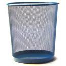 wholesale Household Goods: MESH trash L 35cm Steel Blue
