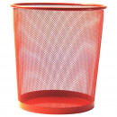 grossiste Articles ménagers: MESH poubelle L 35cm Rouge