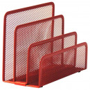 wholesale Garden & DIY store: MESH letter collector 3-fan red