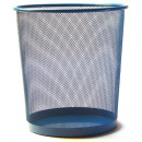 grossiste Articles ménagers: MESH poubelle M29cm Steelblue