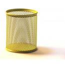 grossiste Materiel de bureau:MESH Stifteköcher Limone
