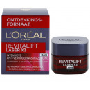 wholesale Cremes: REVITALIFT LASER X3 DAY CREAM L'OREAL PARIS