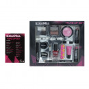 grossiste Autre: COFFRET MAKE UP SET LETICIA WELL