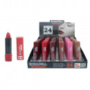 grossiste Maquillage: ROUGE A LEVRES 24H LETICIA WELL