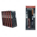 hurtownia Make-up: LIPS PACK czerwona szminka MAT + LIQUID ołówek