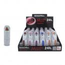groothandel Make-up: LIPPENSTIFT METAL LETICIA WELL