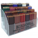 grossiste Maquillage: CRAYON YEUX ET LEVRES 24 COULEURS LETICIA WELL