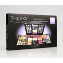 wholesale Drugstore & Beauty: MAKE UP PALETTE  THE SKY  LOVELY POP