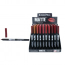wholesale Make up: LIP CRAYON MAT LETICIA WELL