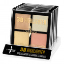 wholesale Home & Living: 3D HIGHLIGHTER LOVELY POP