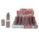 Großhandel Make-up: LIP LIPSTICK MATTE 24 H LETICIA WELL