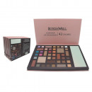 wholesale Make up: EYESHADOW PALETTE 42 COLORS LETICIA WE