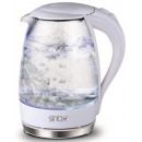 wholesale Kitchen Electrical Appliances: Sinbo kettle,  glass container 1.7L, 2000W
