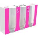 wholesale Houshold & Kitchen: LAV Sude long drink glass set of 3