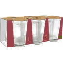 wholesale Houshold & Kitchen: LAV water glass Natura Eco set of 6