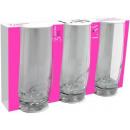 grossiste Lunettes: LAV Adora highball  ensemble de trois de verre