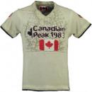 Großhandel Shirts & Tops: T-Shirt Mann Canadian Peak