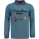 Großhandel Shirts & Tops: Canadian Peak Herren Polo