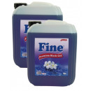 Fine vloeibaar wasmiddel Gel Black 10 liter