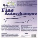Autoshampoo 1000Liter IBC
