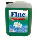 Fine liquid detergent Gel Universal 10 liter
