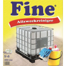groothandel Reinigingsproducten: Purpose Cleaner -  All Purpose Cleaner 1000Liter