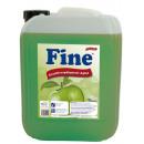 Vaisselle de 10 litres de détergent, pomme