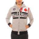 groothandel Kleding & Fashion: SWEAT MAN Canadian Peak ZIP HOOD FACE