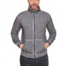 wholesale Pullover & Sweatshirts: SWEAT MAN  Geographical  Norway ZIP faded ...