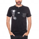 T-Shirt SHORT  SLEEVE MAN  GEOGRAPHICAL ...