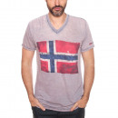 Großhandel Shirts & Tops: T-Shirt MAN Geographical Norway