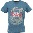 Großhandel Fashion & Accessoires: T-Shirt MAN Canadian Peak