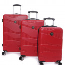 wholesale Suitcases & Trolleys: Canadian Peak Rigid 3 Pack