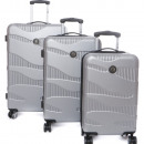 grossiste Bagages et articles de voyage: LOT DE 3 VALISES RIGIDE CANADIAN PEAK
