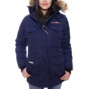 Mujer parka Geographical Norway