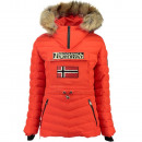 PARKA WOMAN GEOGRAPHICAL NORWAY