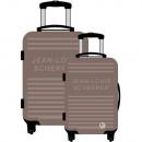 Großhandel Taschen & Reiseartikel: Set bestehend aus  2 Koffern Jean Louis Scherrer