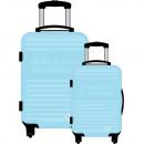 ingrosso Borse & Viaggi: Set di 2 valigie Jean Louis Scherrer