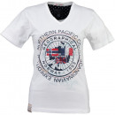 T-Shirt mujer Geographical Norway