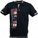 wholesale Shirts & Tops: Polo men's Geographcal norway