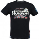 groothandel Kleding & Fashion: T-Shirt Mannen Geographical Norway