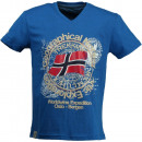 wholesale Shirts & Tops: Men's Geograhical T-Shirt